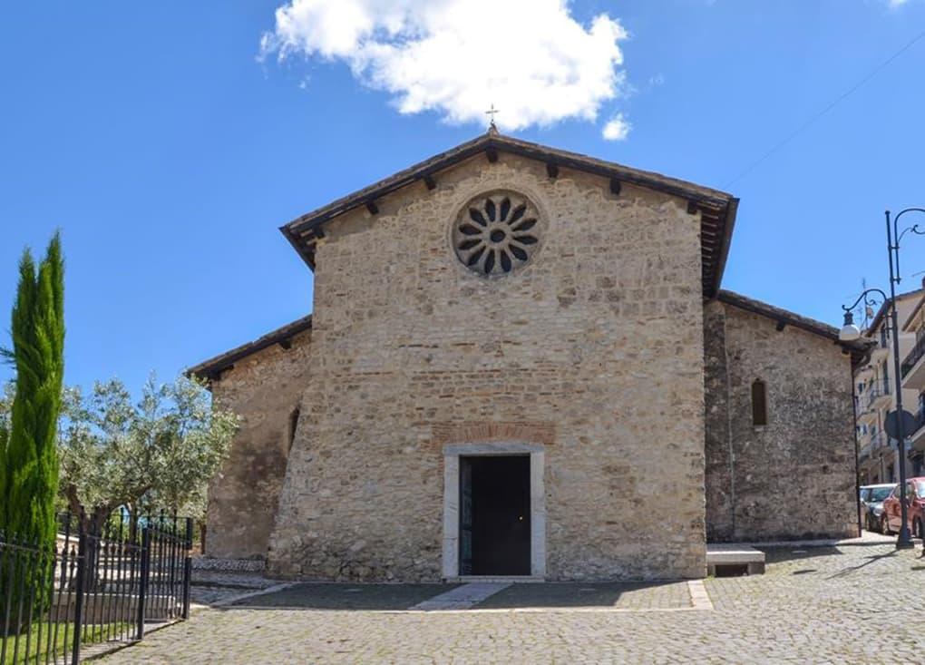 Anticoli - Chiesa San Pietro