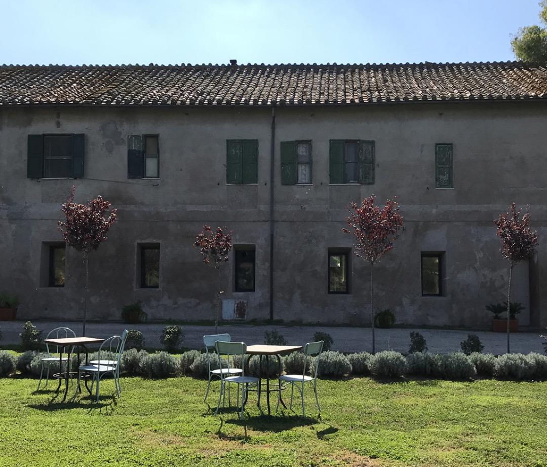 Casale Doria Pamphilj a Testa di Lepre