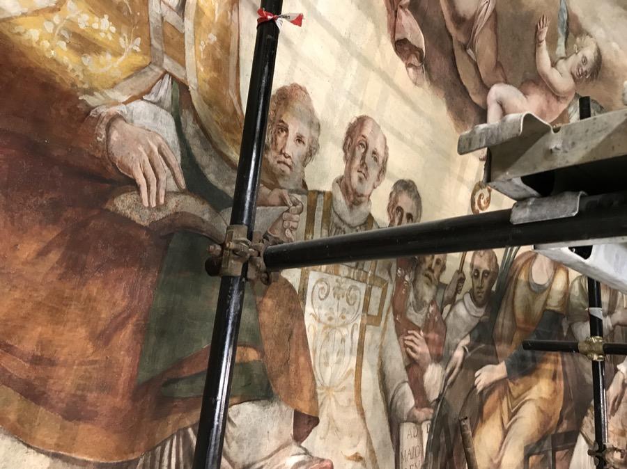 Restauro Cattedrale San Lorenzo
