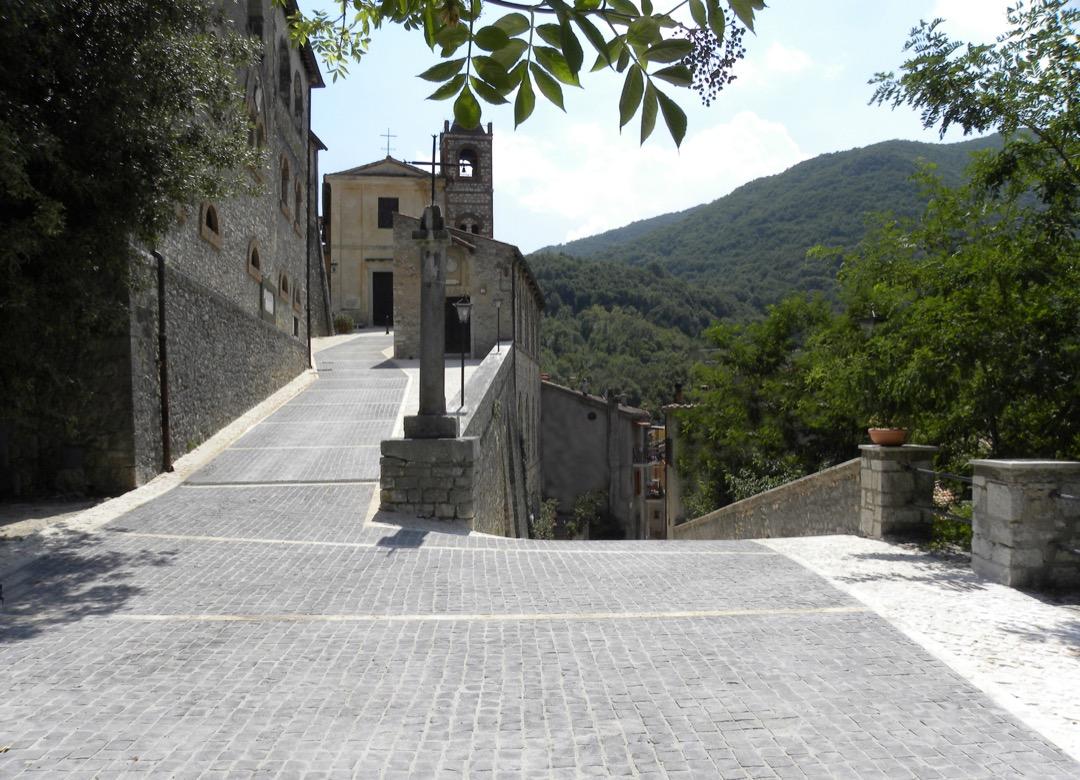 Roccagiovine - Riqualificazione centro storico_04